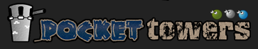 PocketTowers Logo